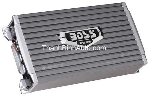 Phụ kiện ô tô Amplifier BOSSS AR1600.4