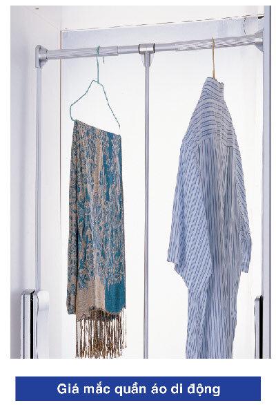 Phụ kiện tủ quần áo Eurogold EU.A32011