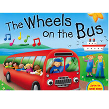 Piano book- The Wheels on the bus vui nhộn