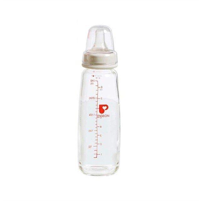Pigeon - GCPG010067 - Bình Sữa Thủy Tinh - 240Ml