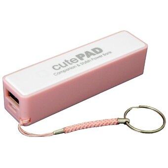 Pin dự phòng cutePAD TPO-108 Hồng