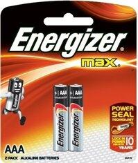 Pin Energizer Max AAA E92BP2