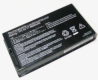 Pin Laptop Asus A8