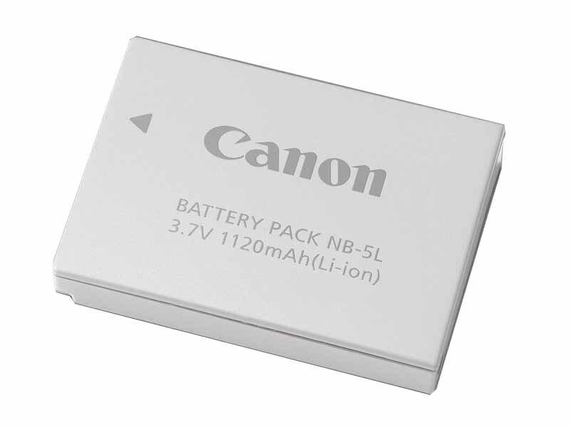 Pin máy ảnh Canon NB-5L