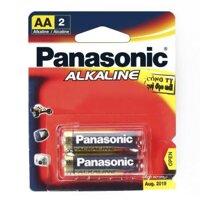Pin Panasonic LR06T/2B Alkaline(Pin AA)