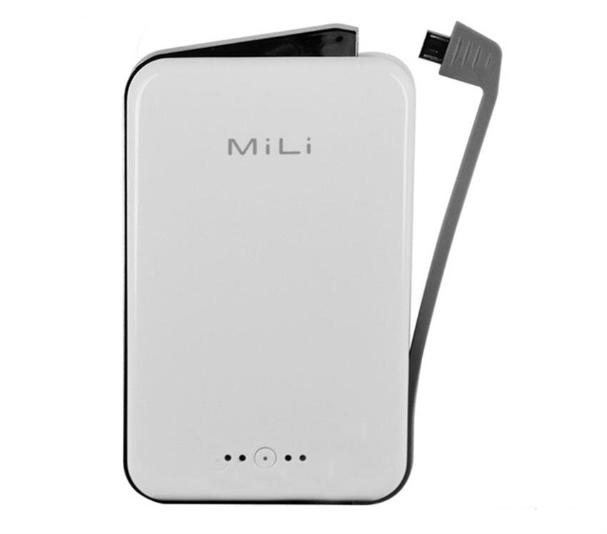 Pin phụ Mili Power Crystal III (HB-S07) - 7000mAh