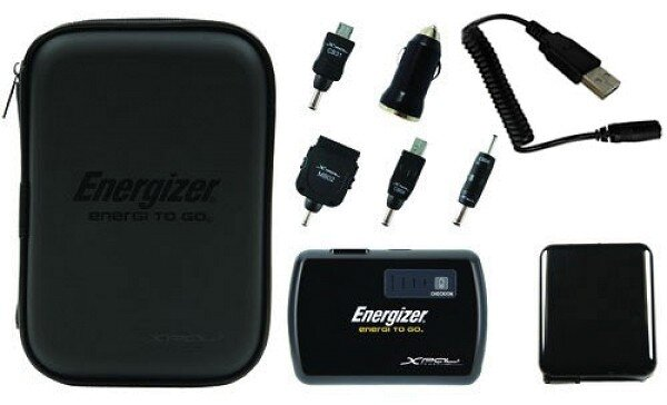 Pin sạc dự phòng Energizer XP2000