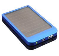 Pin sạc dự phòng năng lượng mặt trời 2600mAh
