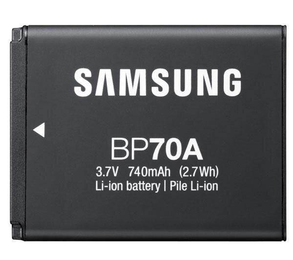 Pin Samsung dùng cho máy ảnh dòng ES - BP70A