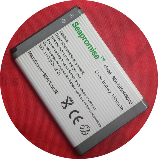 Pin samsung EB504465VA