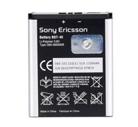 Pin Sony Ericsson BST-40