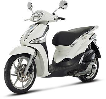 Xe tay ga Piaggio Liberty ABS