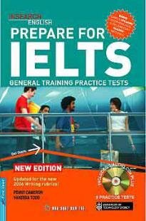 Prepare for IELTS: General training practice tests - Penny Cameron & Vanessa Todd
