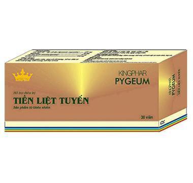 PYGEUM – Hỗ trợ điều trị Tiền Liệt Tuyến