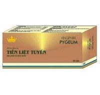 PYGEUM - Hỗ trợ điều trị Tiền Liệt Tuyến