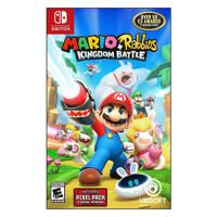 Đĩa Game Nintendo Switch Mario + Rabbids Kingdom Battle