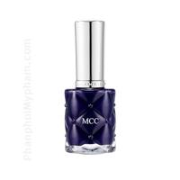 Sơn móng tay MCC Cushiony Nail #305 Dark Purple 13ml