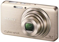 Máy ảnh kỹ thuật số Sony DSCW630 (DSC-W630)