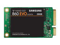 Ổ Cứng SSD Samsung 860 EVO 250gb mSATA MZ-M6E250BW