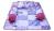 Bộ gối và tấm trải cotton Kid Jamion KKCT28 70 x 90 cm