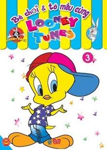 Bé Chơi Và Tô Màu Cùng Looney Tunes (Tập 3)