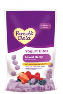Sữa chua khô Parent's Choice Mixed Berry