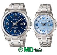 Đồng hồ đôi Casio MTP-1314D-2AVDF và LTP-1314D-2AVDF