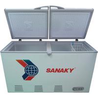 Tủ đông Sanaky VH408A (VH-408A) - 400 lít, 180W