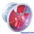 Quạt hướng trục chống cháy nổ Deton SBF5-4 3300m3/h 750W