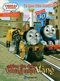 Thomas & Friends - Truy Tìm Chiếc Vương Miện Vàng