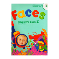 Faces 2: Student Book with CD with Sticker