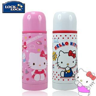 Phích - Bình giữ nhiệt Lock&Lock Hello Kitty HKT302 - 350ML