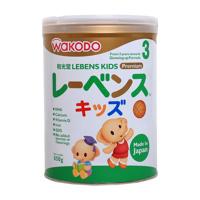 Sữa bột Wakodo Wakodo kids số 3 850g - cho bé trên 3 tuổi