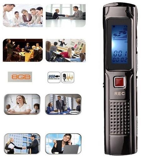 Máy Ghi Âm DVR-300 - 8GB
