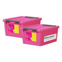 Bộ thùng đựng đồ Inplus Easy Clip Lock&Lock INP111S2