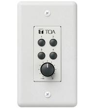 Bảng điều khiển vùng loa TOA ZM-9002