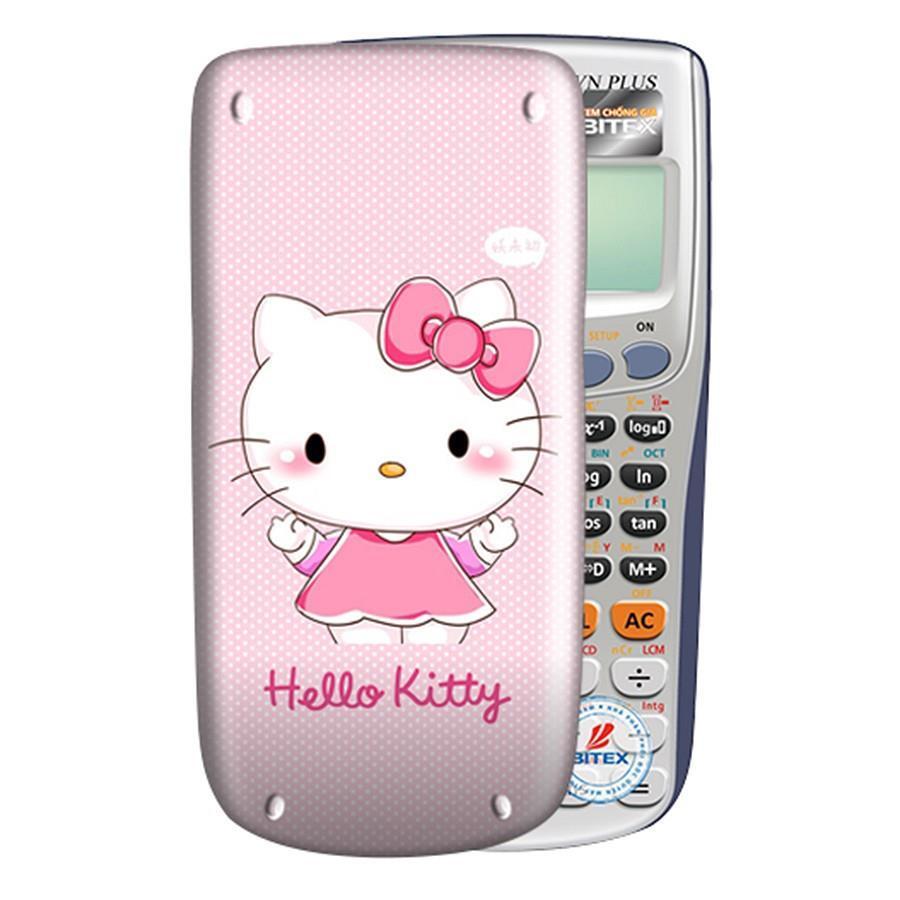 Nắp máy tính Casio Hello Kitty 038