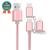 Cáp sạc siêu bền 3 đầu Lightning/micro USB/USB-C Joyroom S-M321 1m