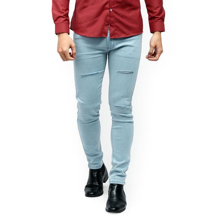 Quần jeans nam Titishop QJ146