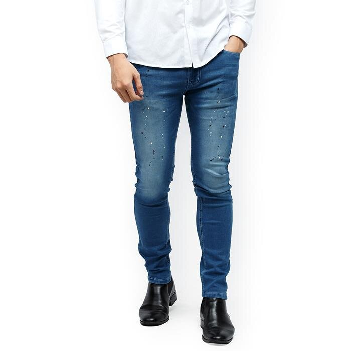 Quần jeans nam Titishop QJ147