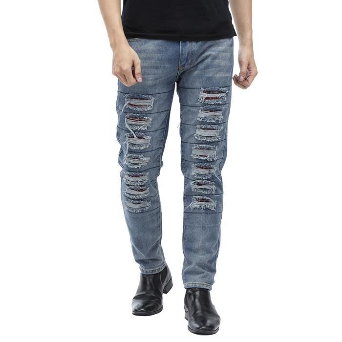 Quần jeans nam Titishop QJ159