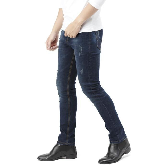 Quần jeans nam Titishop QJ162
