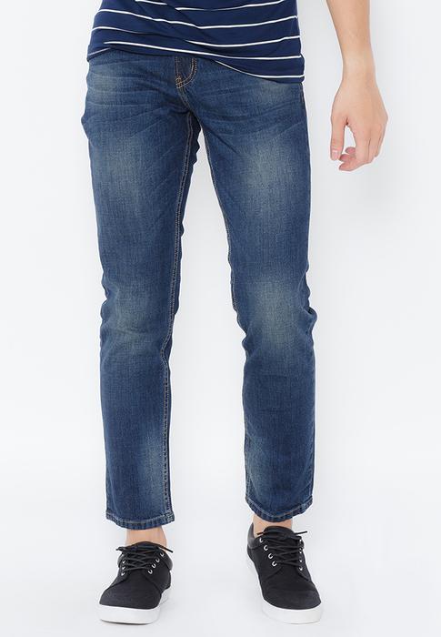 Quần jeans Novelty slim straight NQJMMTNCSI1604020