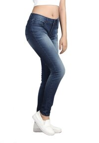 Quần jeans nữ Skinny ALE 60104SK