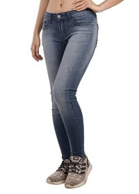 Quần Jeans Skinny Nữ ALE JEANS 60913CSK