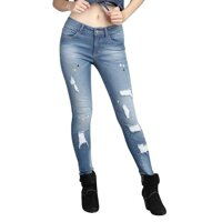 Quần Jeans Skinny Nữ ALE JEANS 60209SK