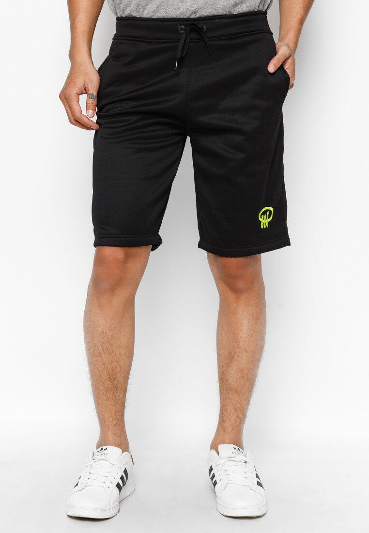 Quần short nam in logo thể thao Phúc An
