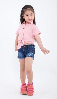 Quần shorts bé gái Ugether UKID166