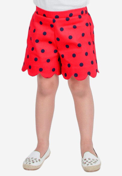Quần shorts bé gái UGETHER UKID68