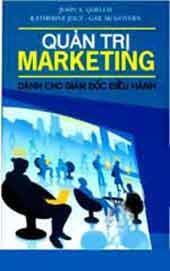 Quản Trị Marketing Dành Cho Giám Đốc Điều Hành